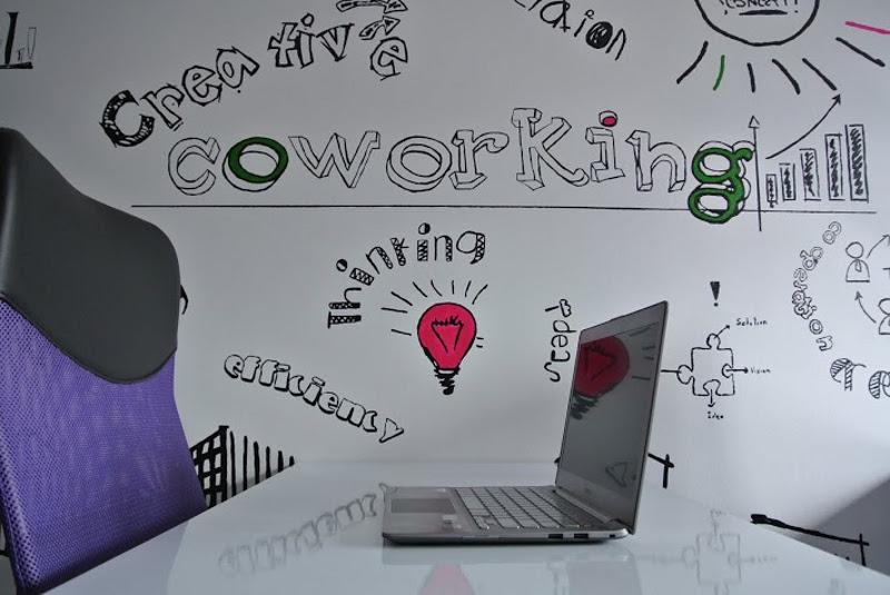 Coworking – kreatywne podejście