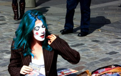 Czego nauczyłam się o życiu na kursie makijażu  – czyli perfekcjonizm Twój wróg
