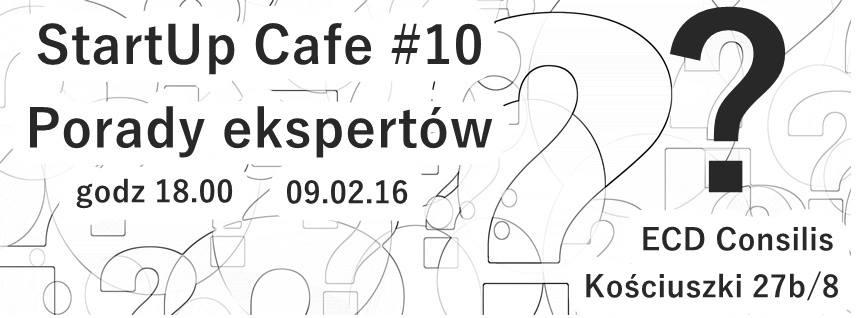 Start Up Cafe #10